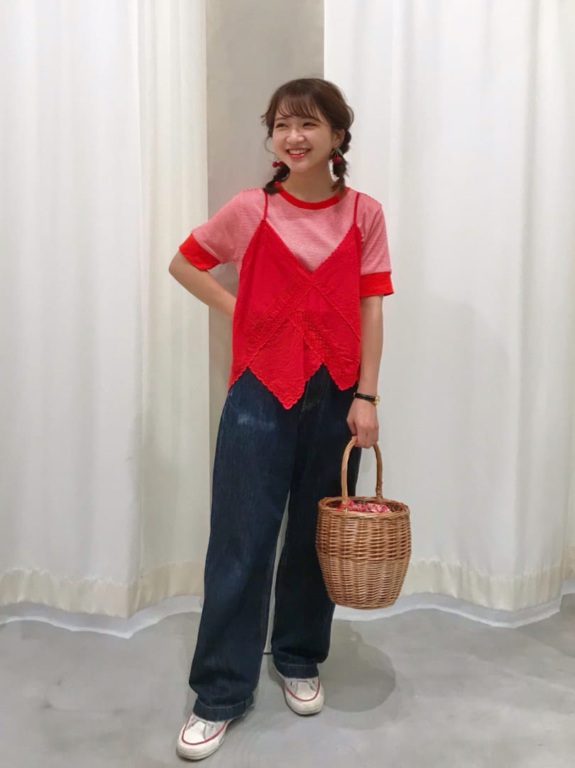- CHILD WOMAN CHILD WOMAN , PAR ICI 東京スカイツリータウン・ソラマチ 身長:143cm 2021.07.16