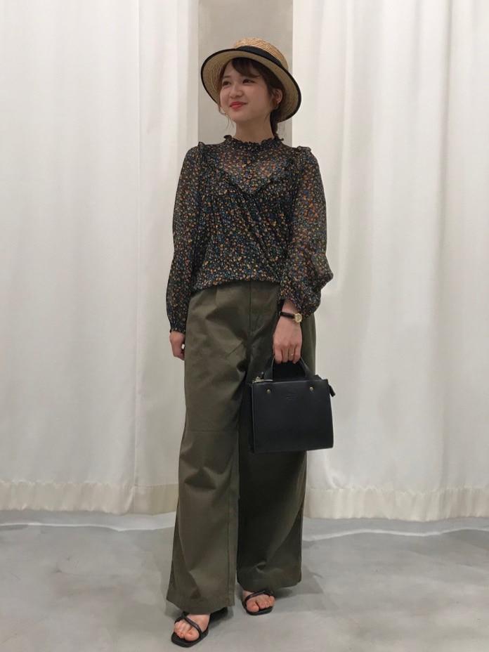 - CHILD WOMAN CHILD WOMAN , PAR ICI 東京スカイツリータウン・ソラマチ 身長:143cm 2021.04.26