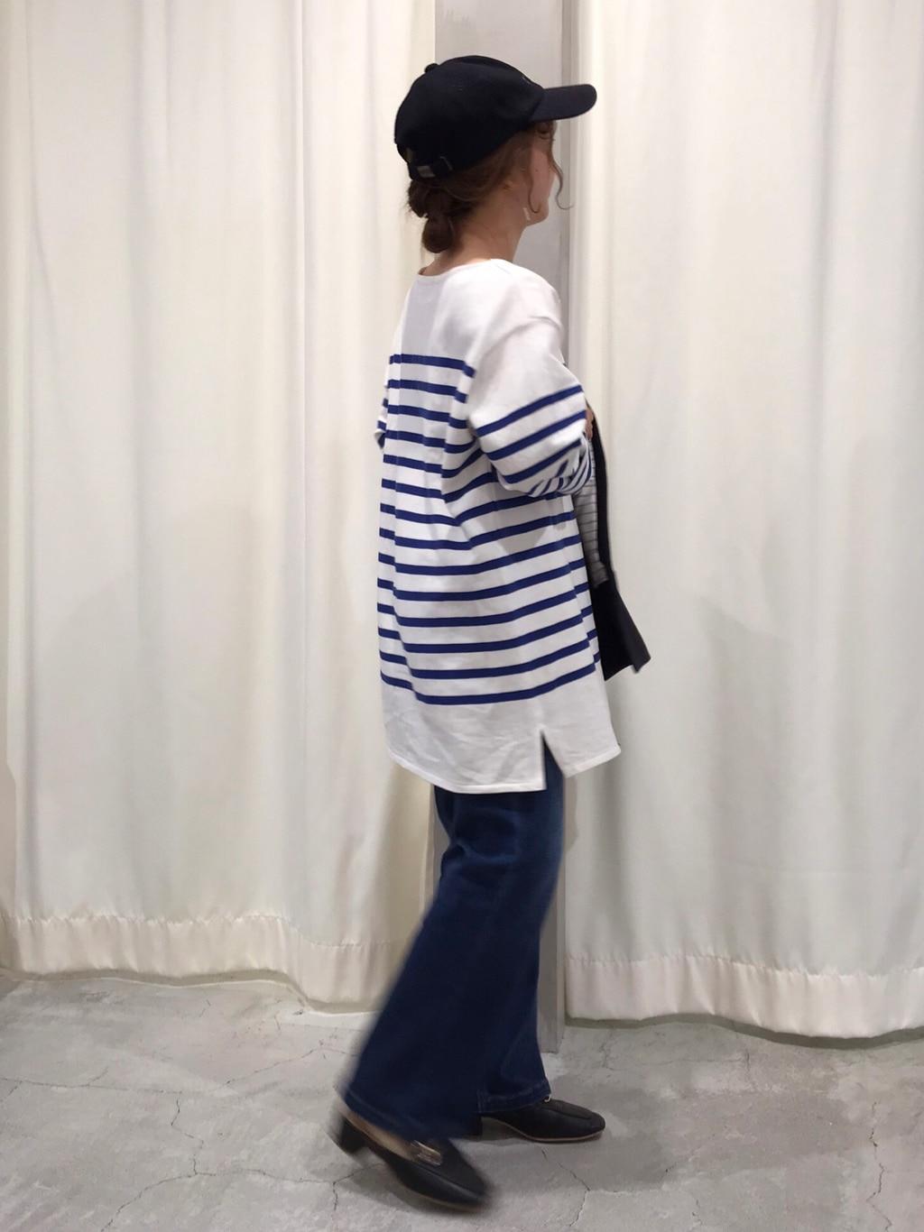 Dot and Stripes CHILD WOMAN ルミネ池袋 身長:143cm 2021.02.19