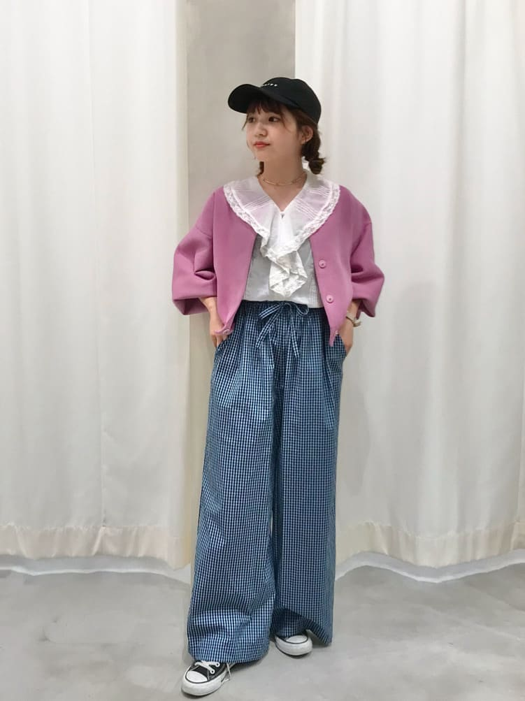 CHILD WOMAN , PAR ICI 東京スカイツリータウン・ソラマチ 2021.08.17