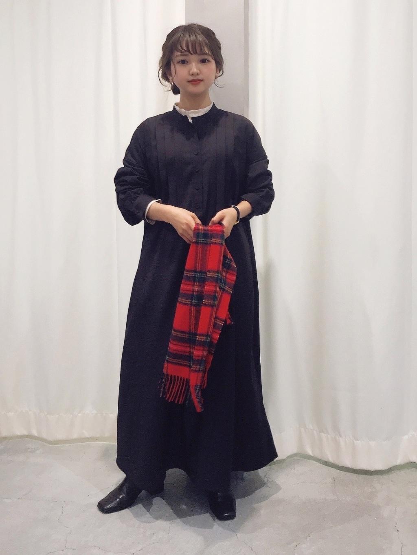 Dot and Stripes CHILD WOMAN ルミネ池袋 身長:143cm 2020.12.10