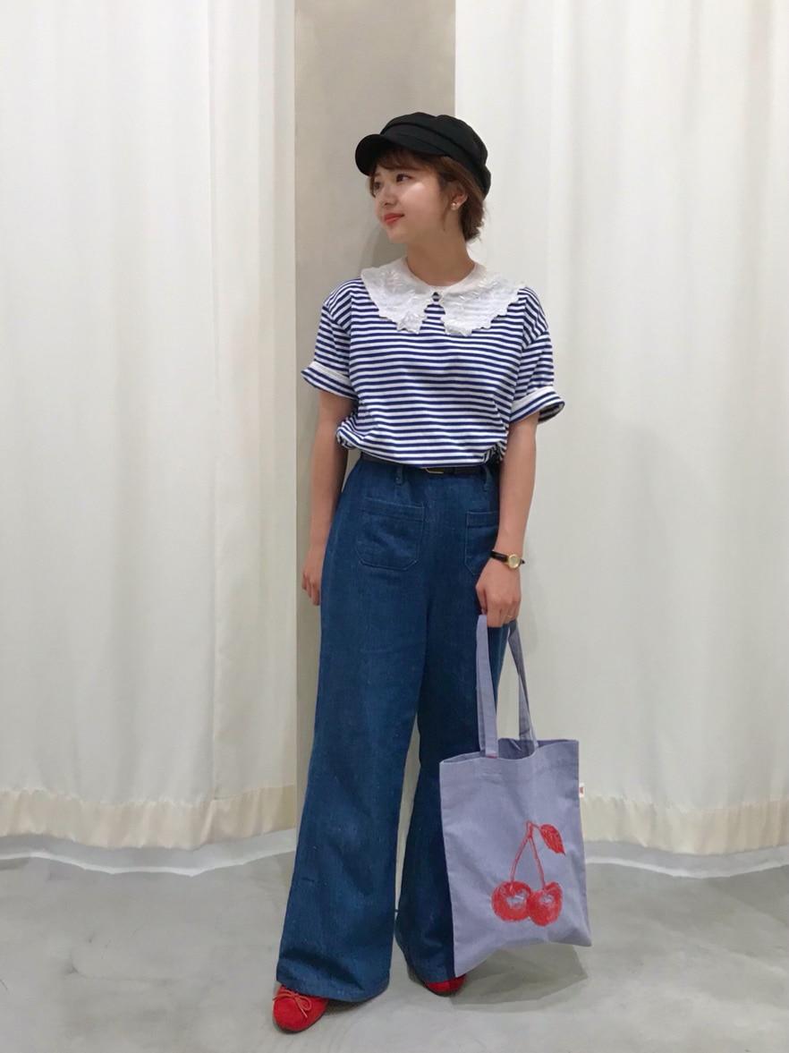 - CHILD WOMAN CHILD WOMAN , PAR ICI 東京スカイツリータウン・ソラマチ 身長:143cm 2021.06.04