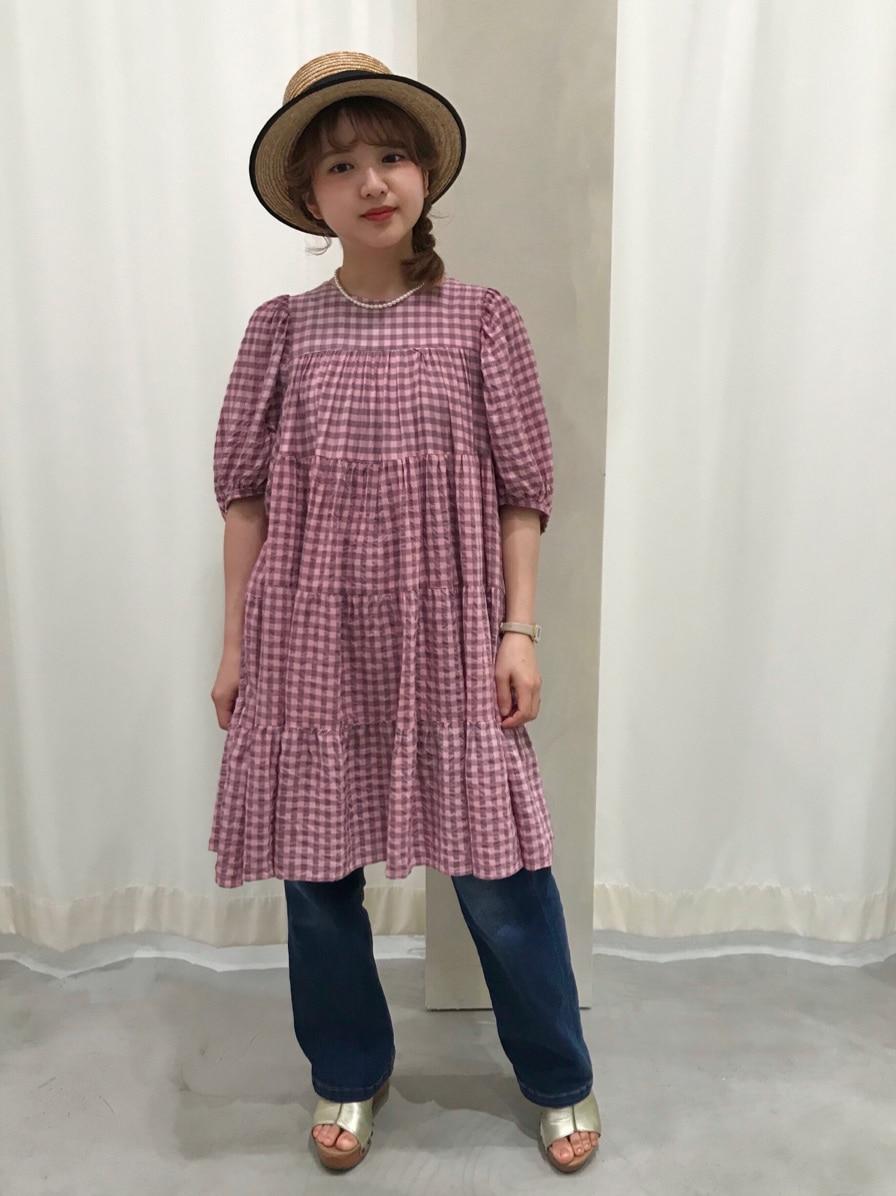 CHILD WOMAN , PAR ICI 東京スカイツリータウン・ソラマチ 2021.04.20