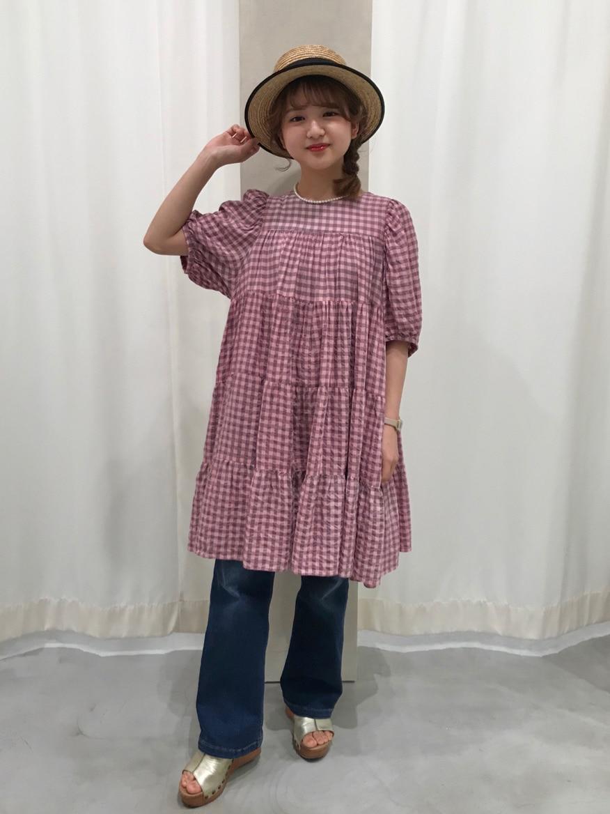 - CHILD WOMAN CHILD WOMAN , PAR ICI 東京スカイツリータウン・ソラマチ 身長:143cm 2021.04.20