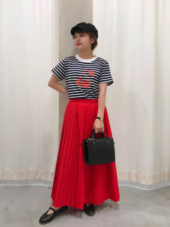 - CHILD WOMAN CHILD WOMAN , PAR ICI 東京スカイツリータウン・ソラマチ 身長:143cm 2021.06.05
