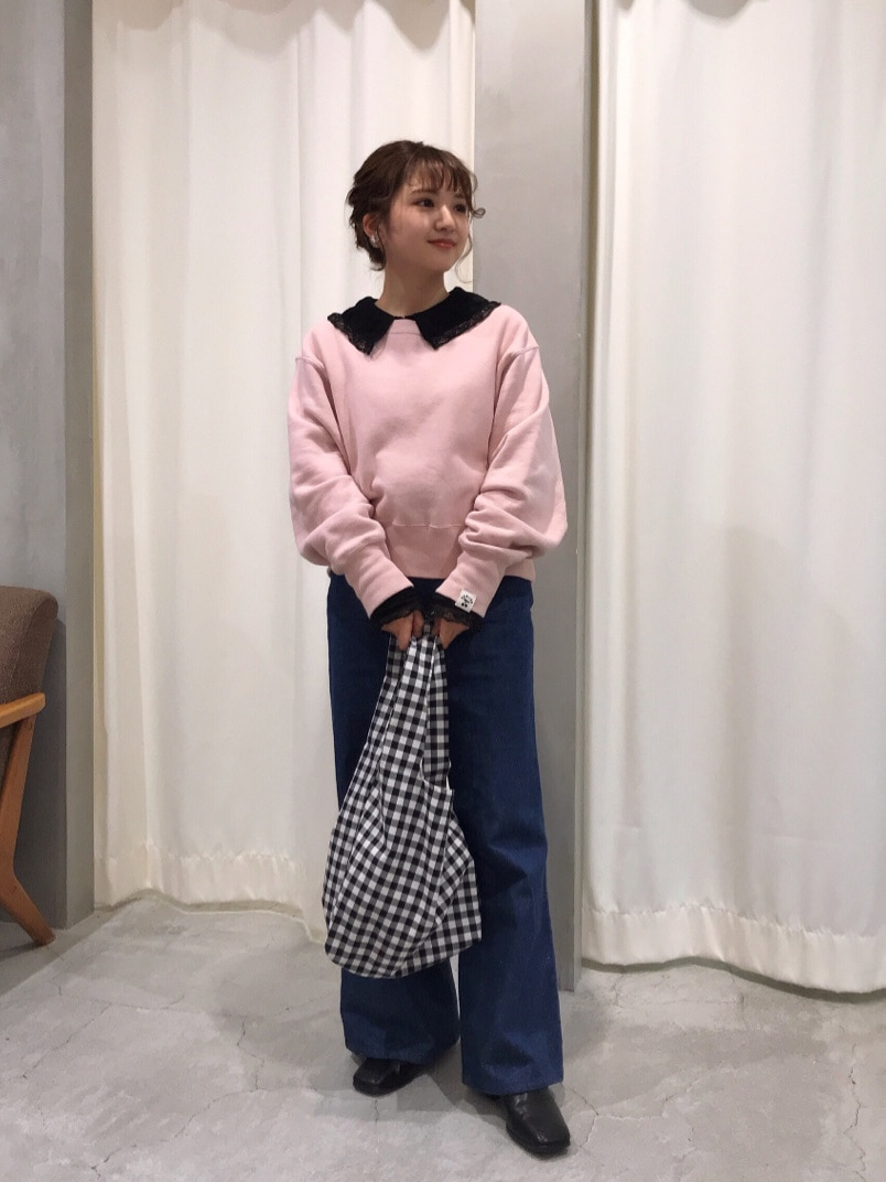 Dot and Stripes CHILD WOMAN ルミネ池袋 身長:143cm 2021.01.26