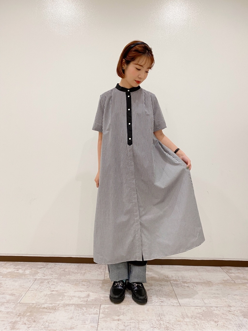 Dot and Stripes CHILD WOMAN 新宿ミロード 身長:153cm 2020.03.31