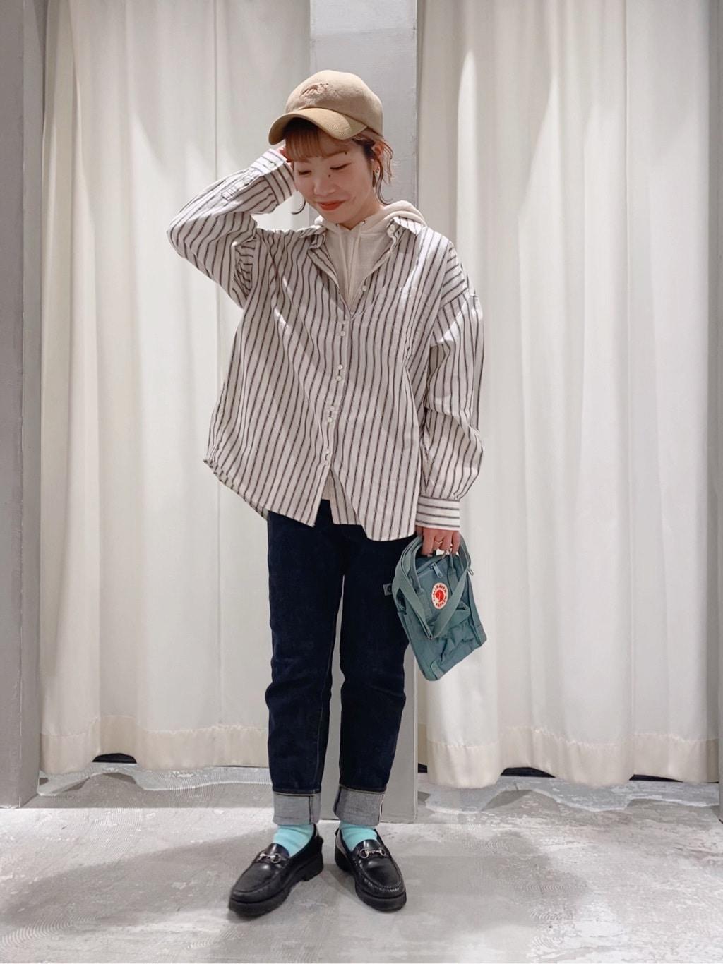 CHILD WOMAN , PAR ICI ルミネ横浜 2021.02.09