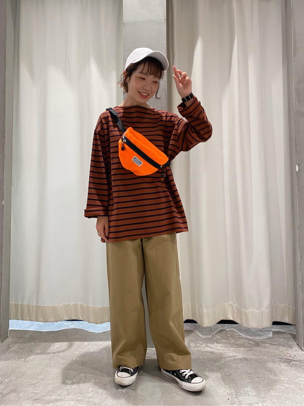 - CHILD WOMAN CHILD WOMAN , PAR ICI ルミネ横浜 身長:153cm 2021.08.14