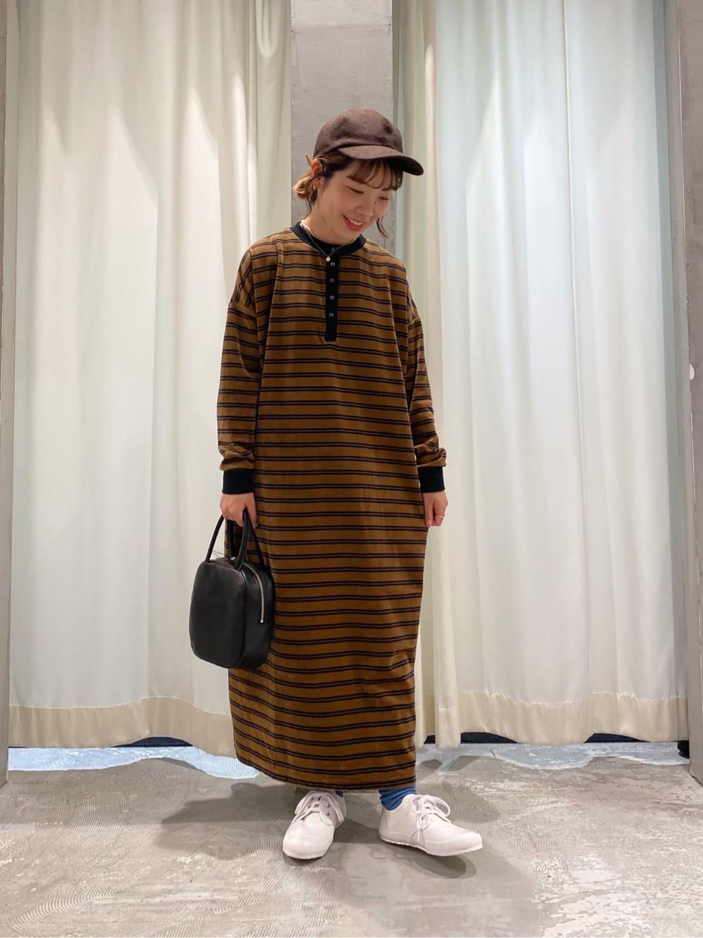 - CHILD WOMAN CHILD WOMAN , PAR ICI ルミネ横浜 身長:153cm 2021.10.02