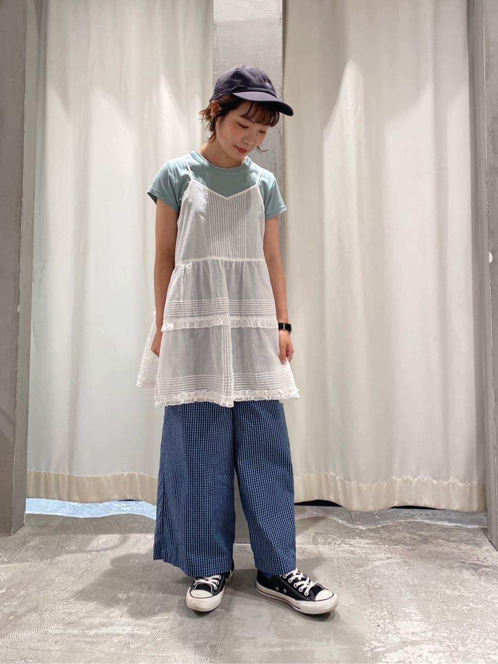 - CHILD WOMAN CHILD WOMAN , PAR ICI ルミネ横浜 身長:153cm 2021.08.12