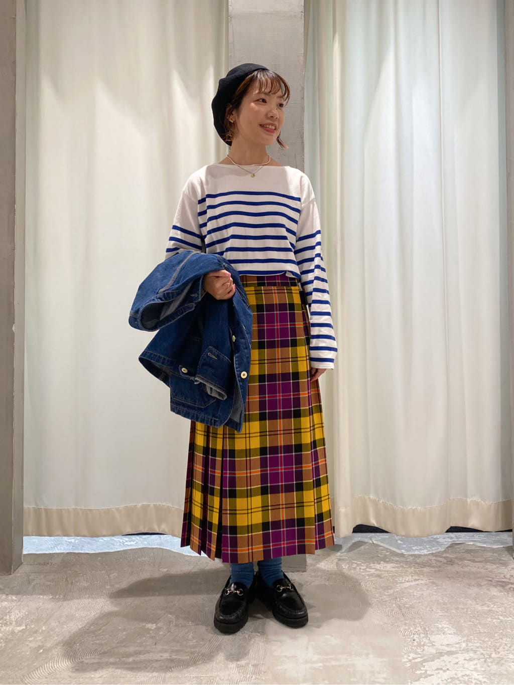 - CHILD WOMAN CHILD WOMAN , PAR ICI ルミネ横浜 身長:153cm 2021.10.04