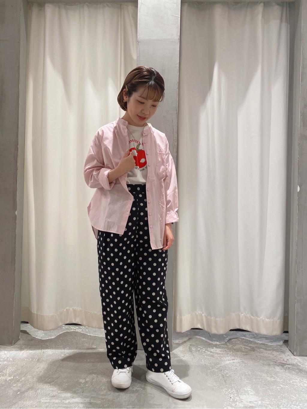CHILD WOMAN , PAR ICI ルミネ横浜 2021.04.24
