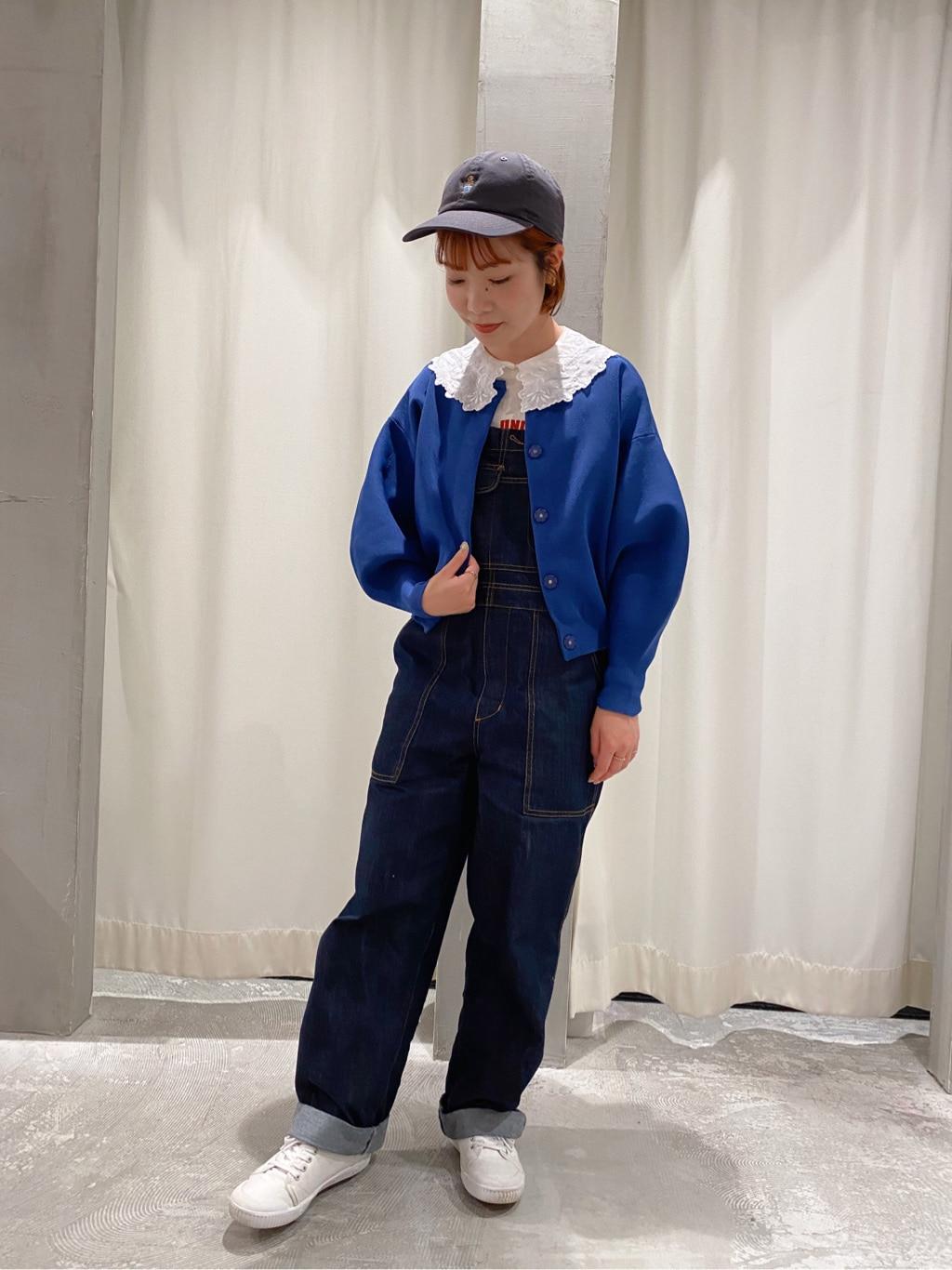 AMB SHOP CHILD WOMAN CHILD WOMAN , PAR ICI ルミネ横浜 身長:153cm 2020.07.28