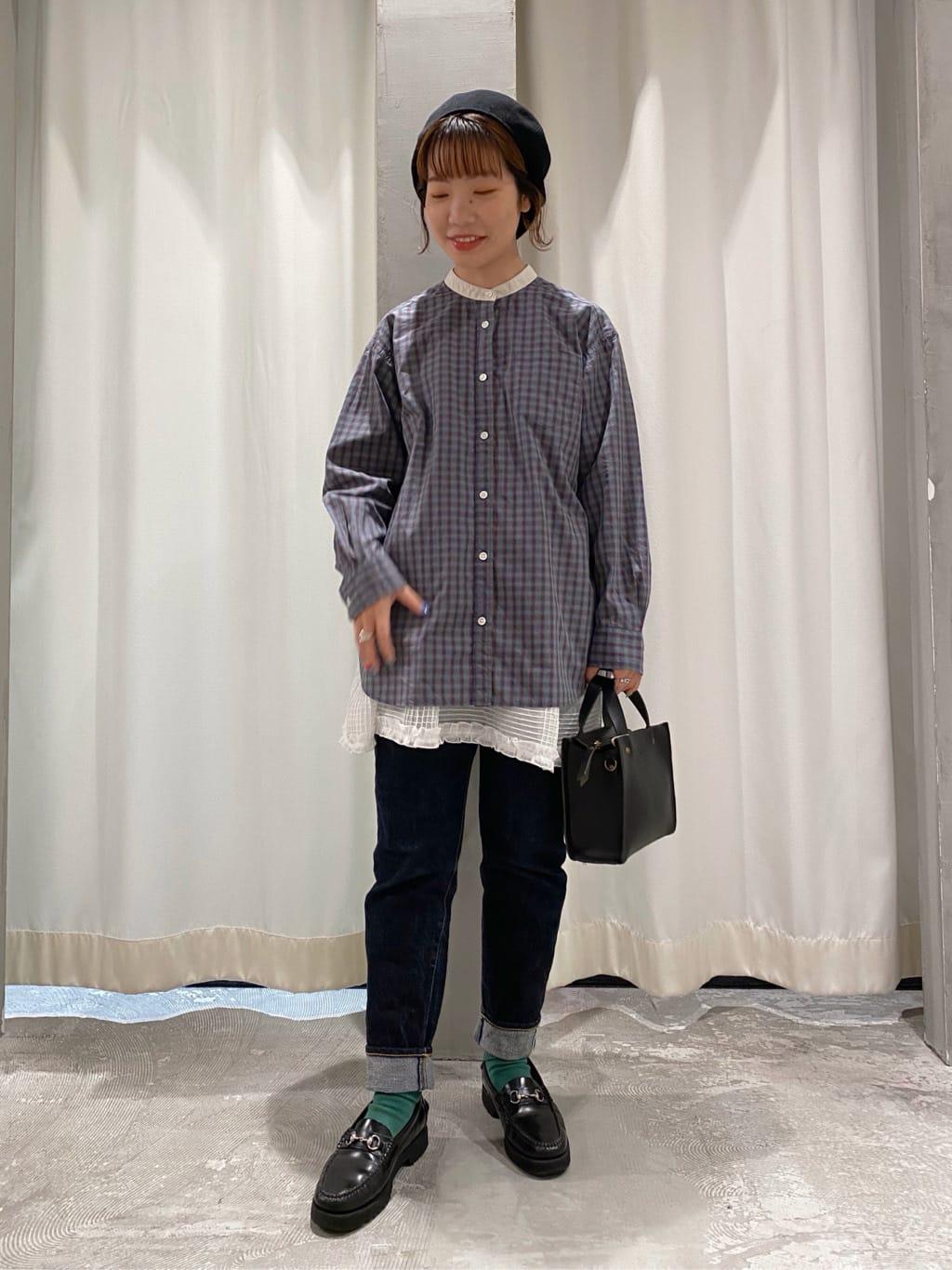 - CHILD WOMAN CHILD WOMAN , PAR ICI ルミネ横浜 身長:153cm 2021.09.10