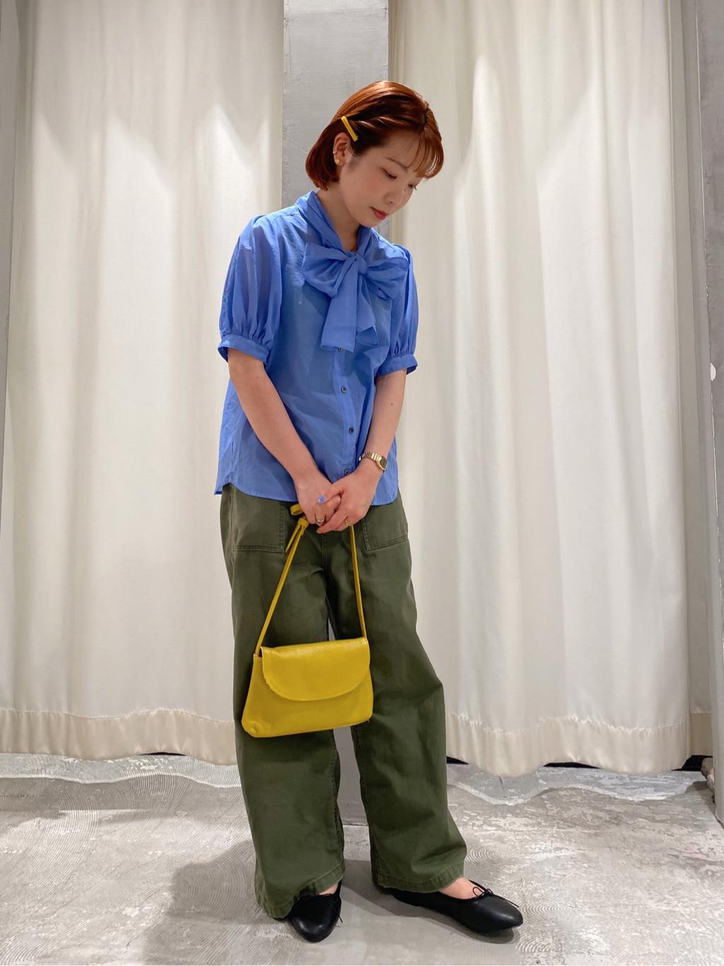- CHILD WOMAN CHILD WOMAN , PAR ICI ルミネ横浜 身長:153cm 2021.05.21