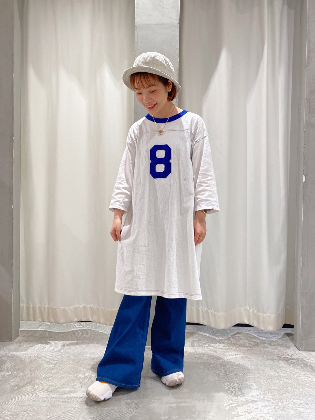 - CHILD WOMAN CHILD WOMAN , PAR ICI ルミネ横浜 身長:153cm 2021.05.20
