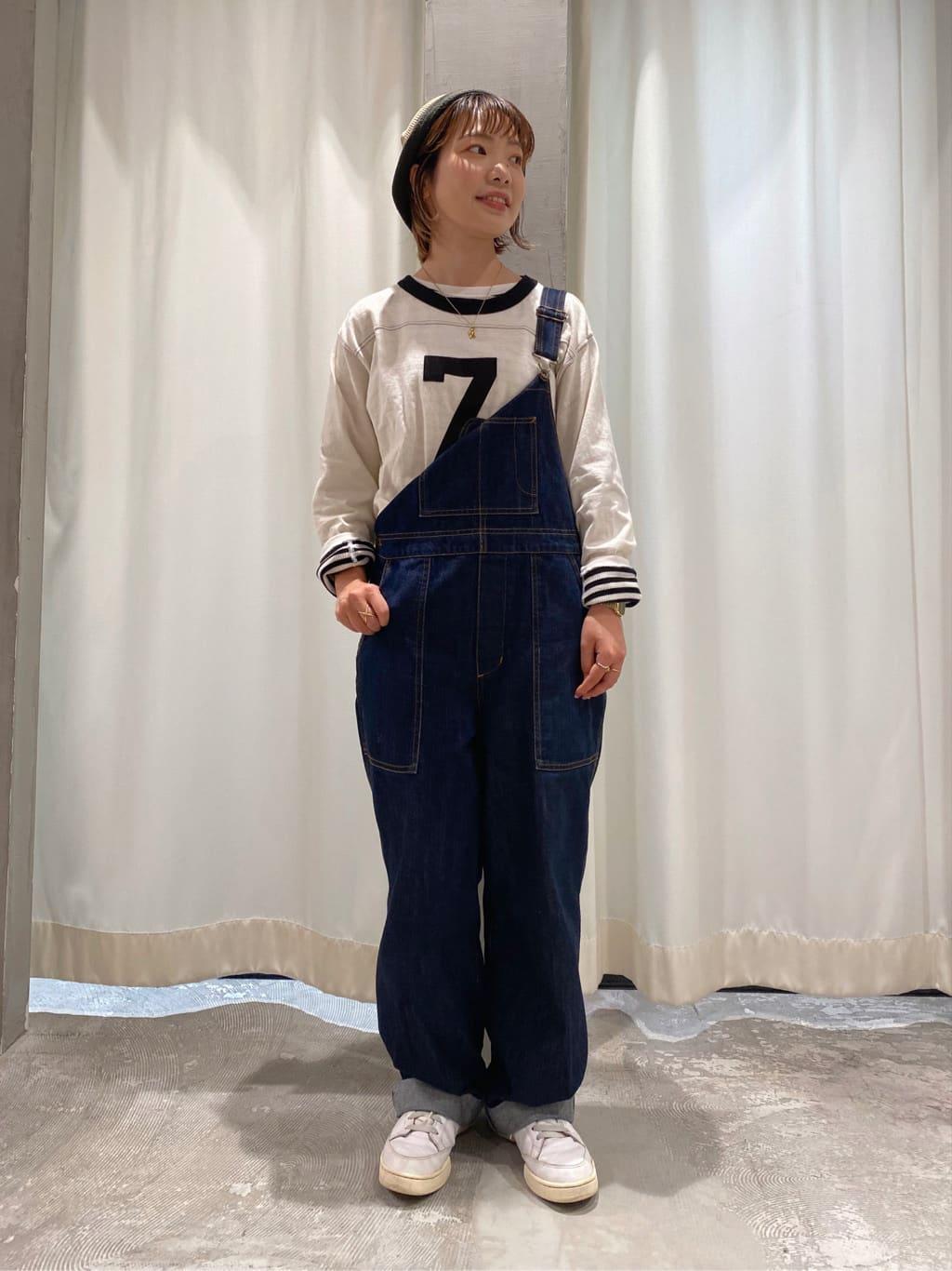 CHILD WOMAN , PAR ICI ルミネ横浜 2021.09.11