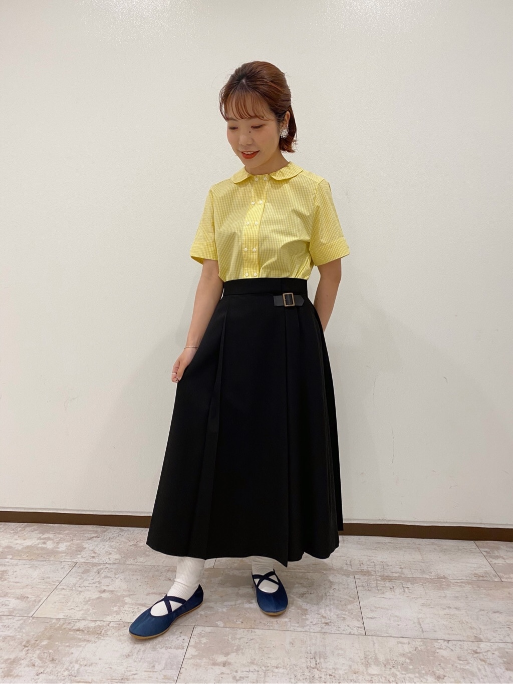 Dot and Stripes CHILD WOMAN 新宿ミロード 身長:153cm 2020.04.22