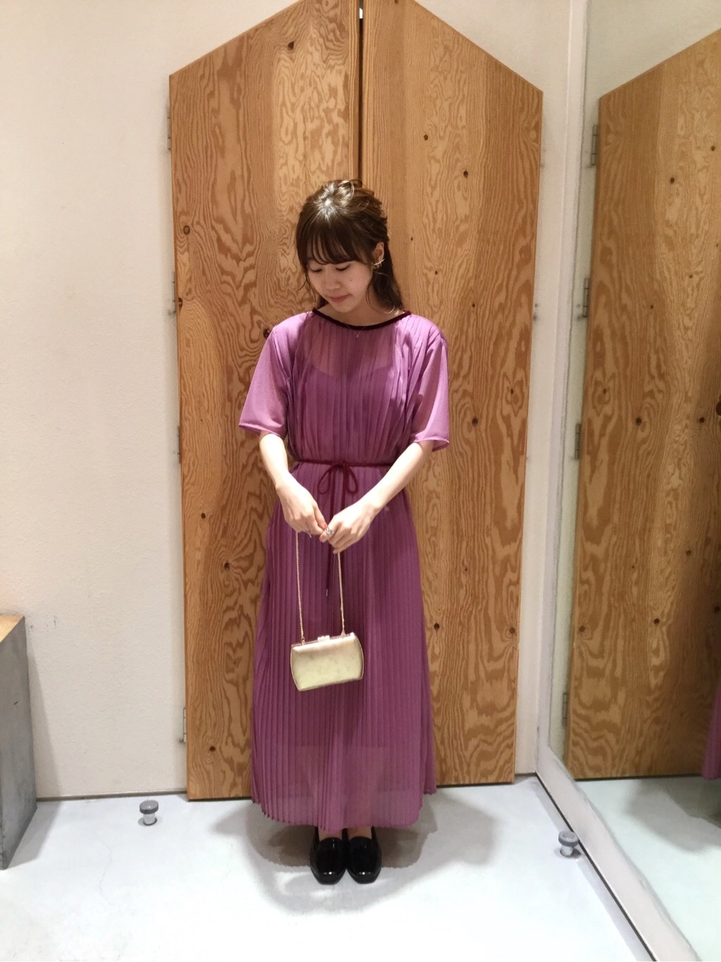 l'atelier du savon グランフロント大阪 身長:152cm 2019.08.26