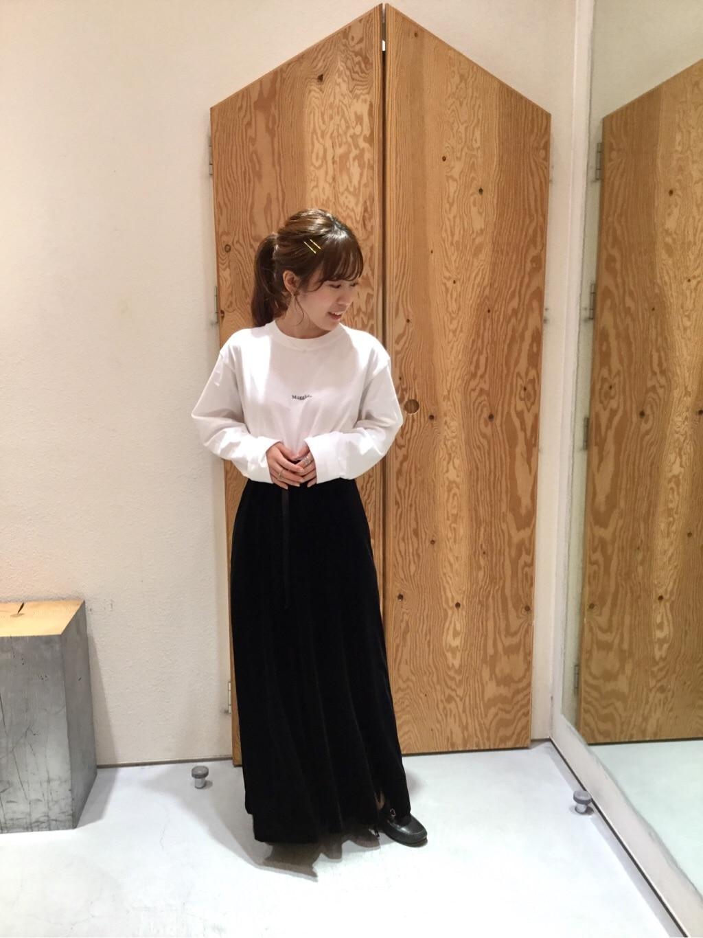 l'atelier du savon グランフロント大阪 身長:152cm 2019.09.14
