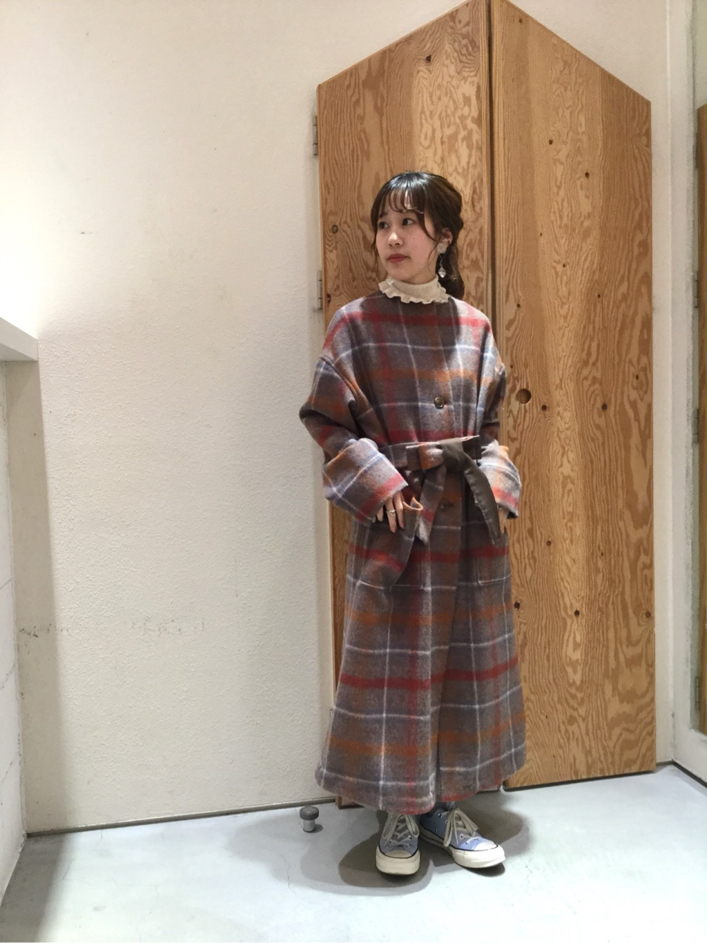 l'atelier du savon グランフロント大阪 身長:152cm 2019.12.11