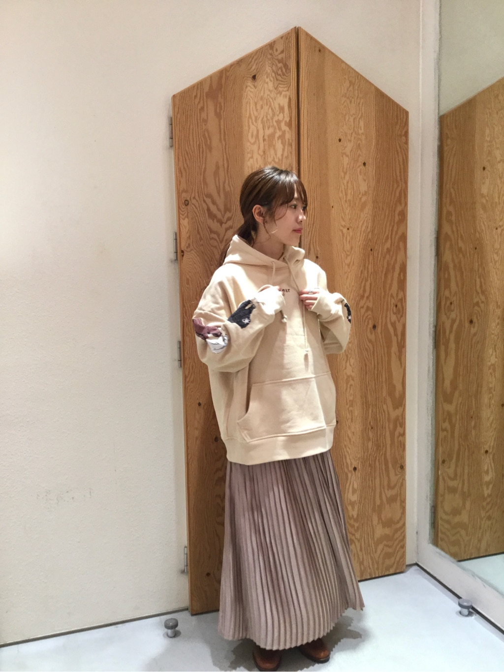l'atelier du savon グランフロント大阪 身長:152cm 2019.10.18