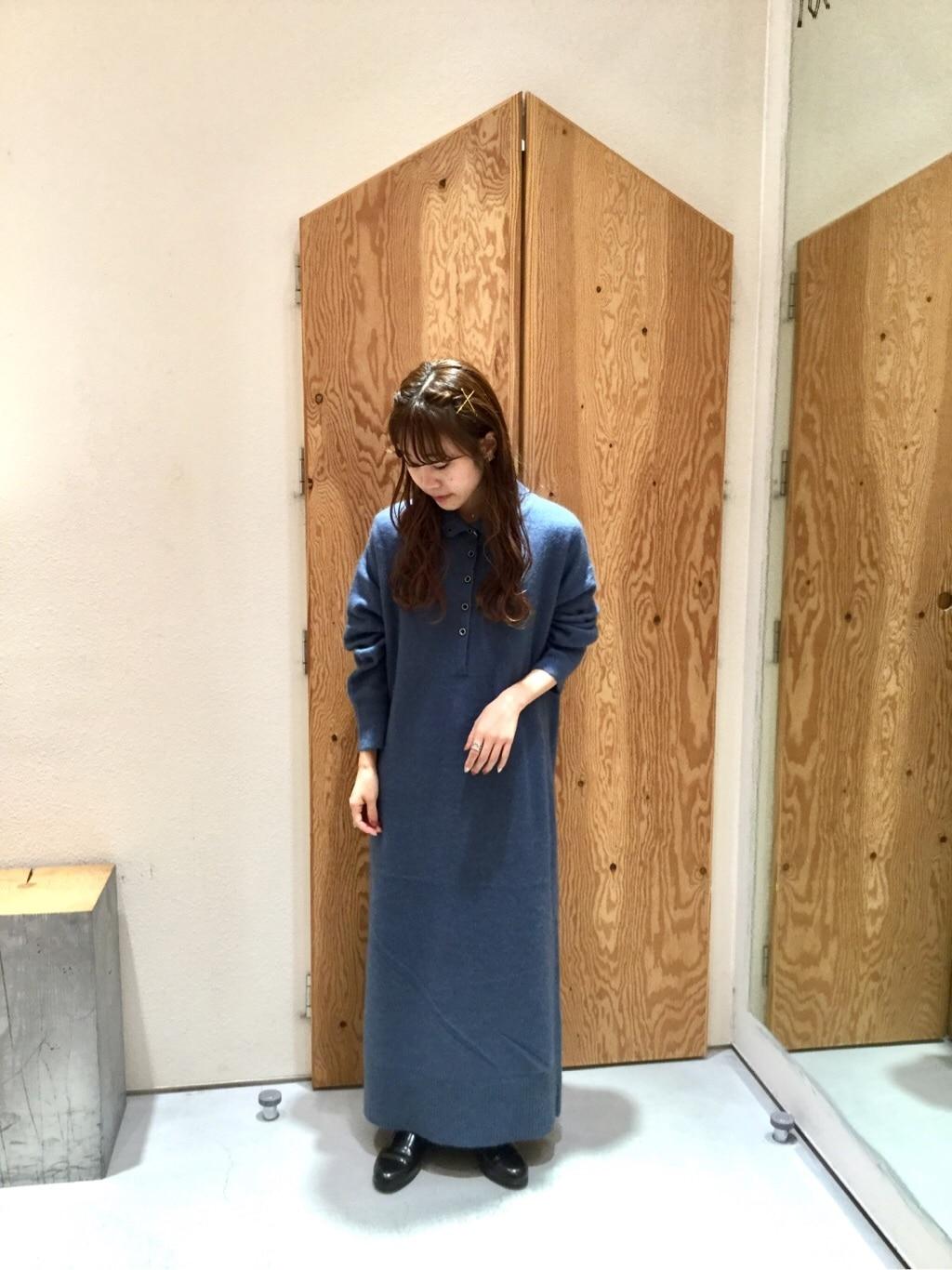 l'atelier du savon グランフロント大阪 身長:152cm 2019.09.12