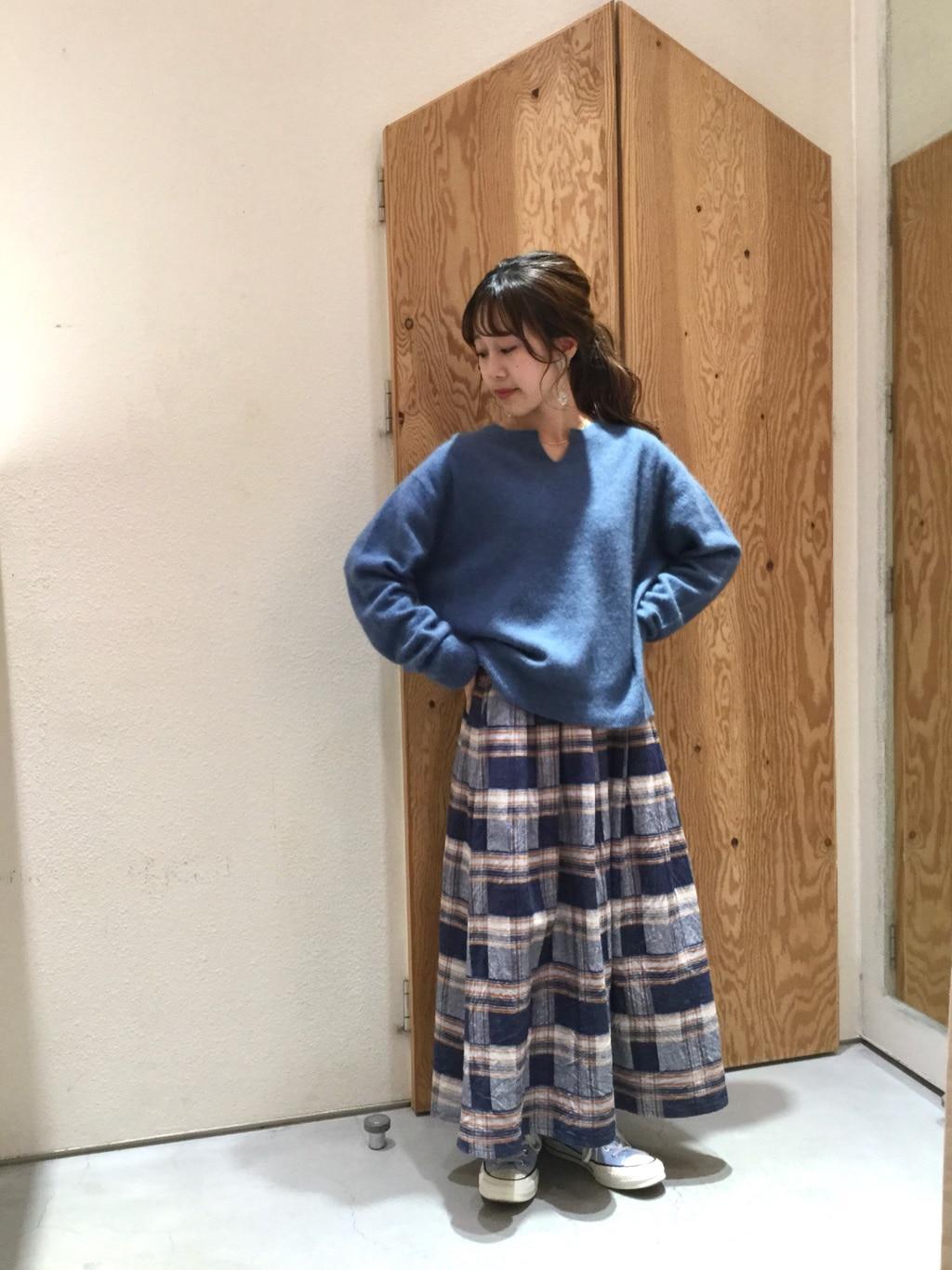 l'atelier du savon グランフロント大阪 身長:152cm 2019.12.13