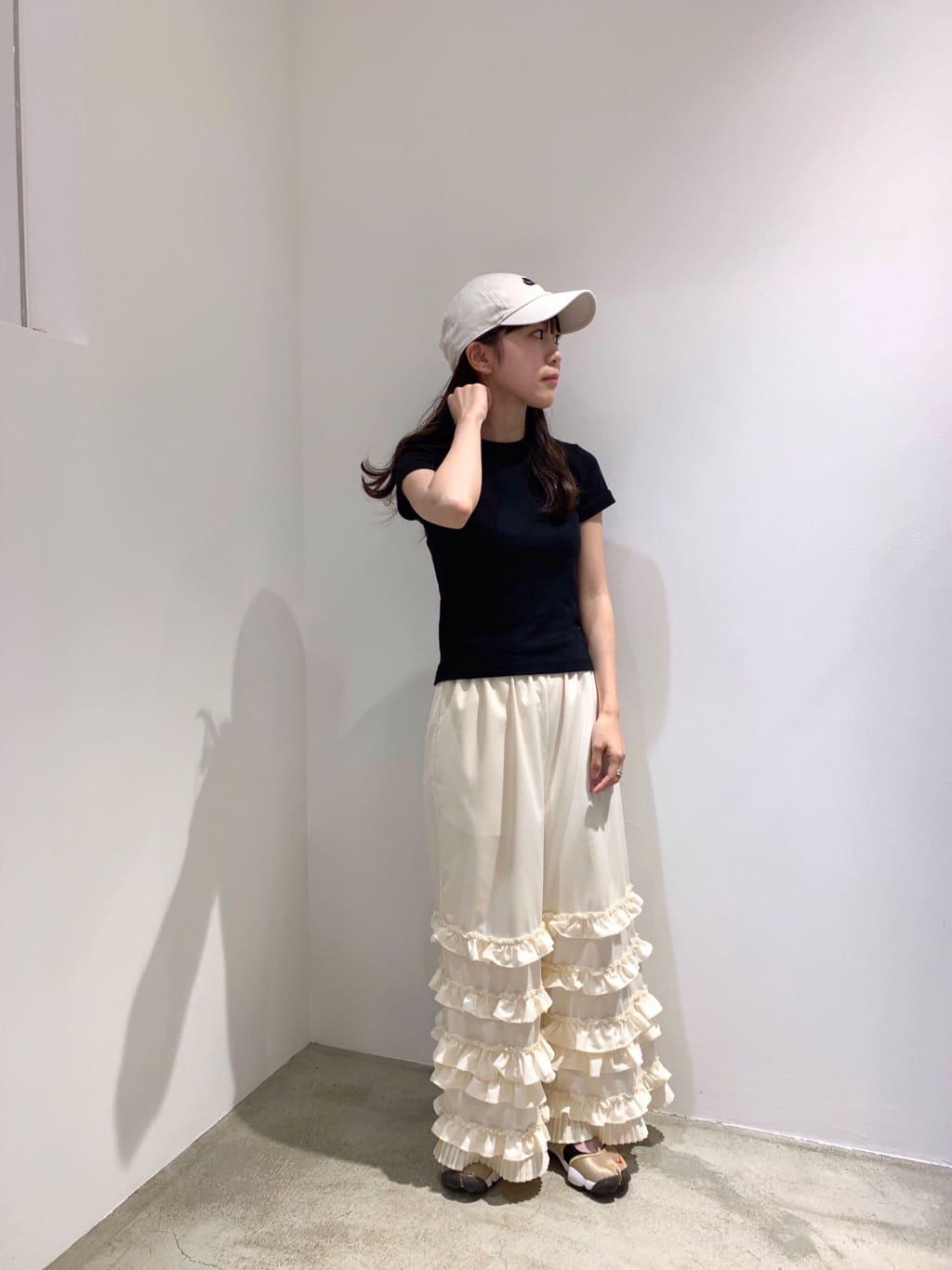 l'atelier du savon ルクア大阪 身長:150cm 2021.08.23