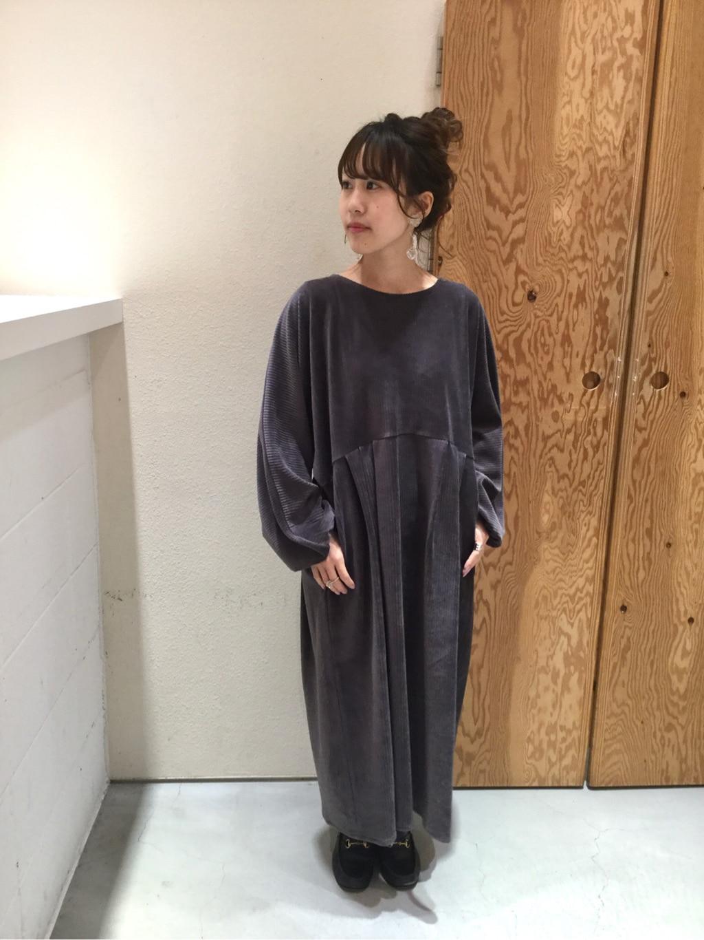 l'atelier du savon グランフロント大阪 身長:152cm 2019.11.28