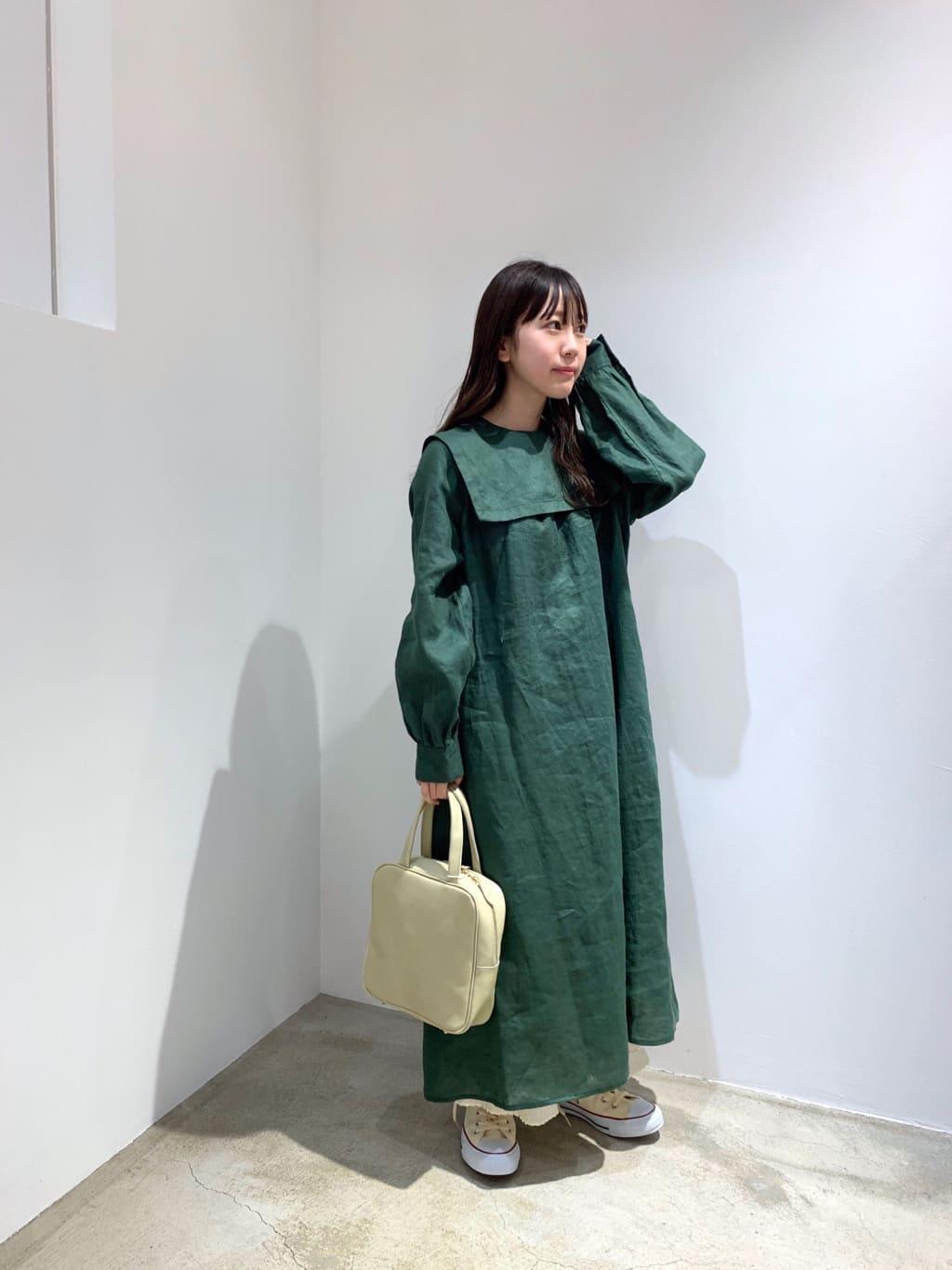 l'atelier du savon ルクア大阪 身長:150cm 2021.08.24