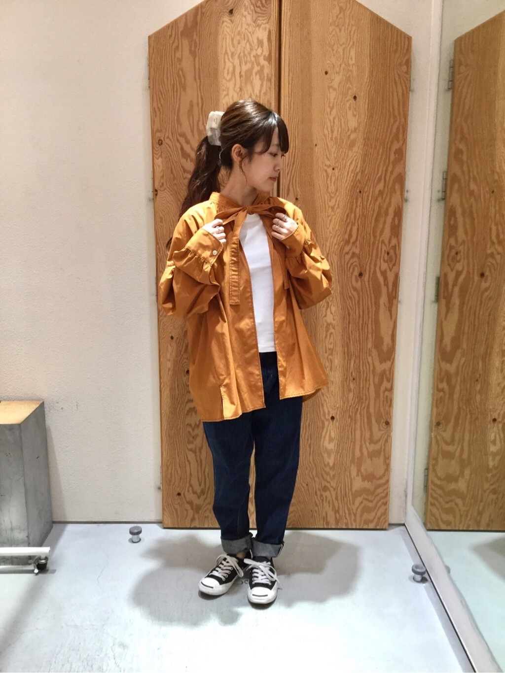 l'atelier du savon グランフロント大阪 身長:152cm 2019.07.16