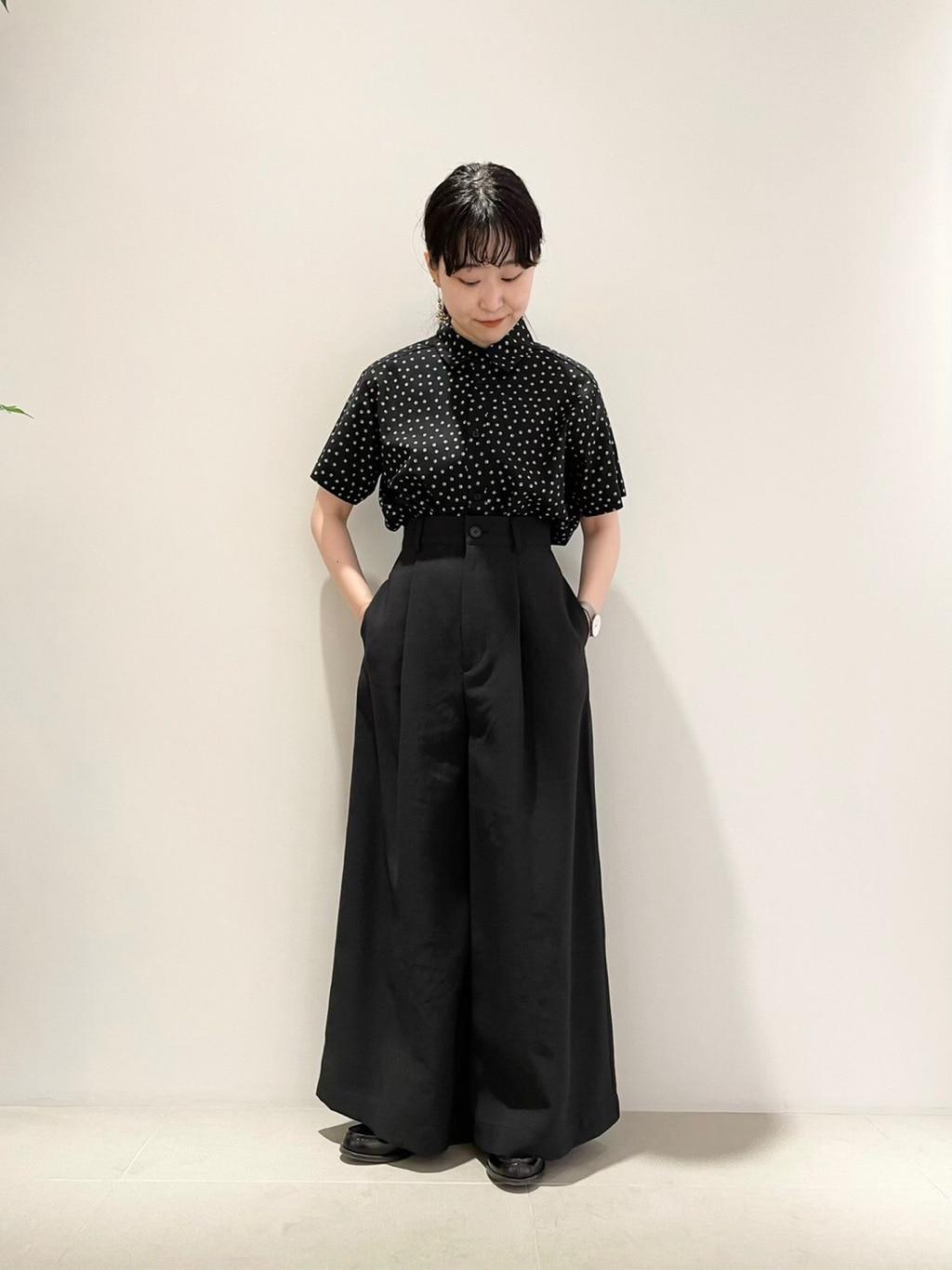 l'atelier du savon 二子玉川ライズ 身長:154cm 2021.05.20