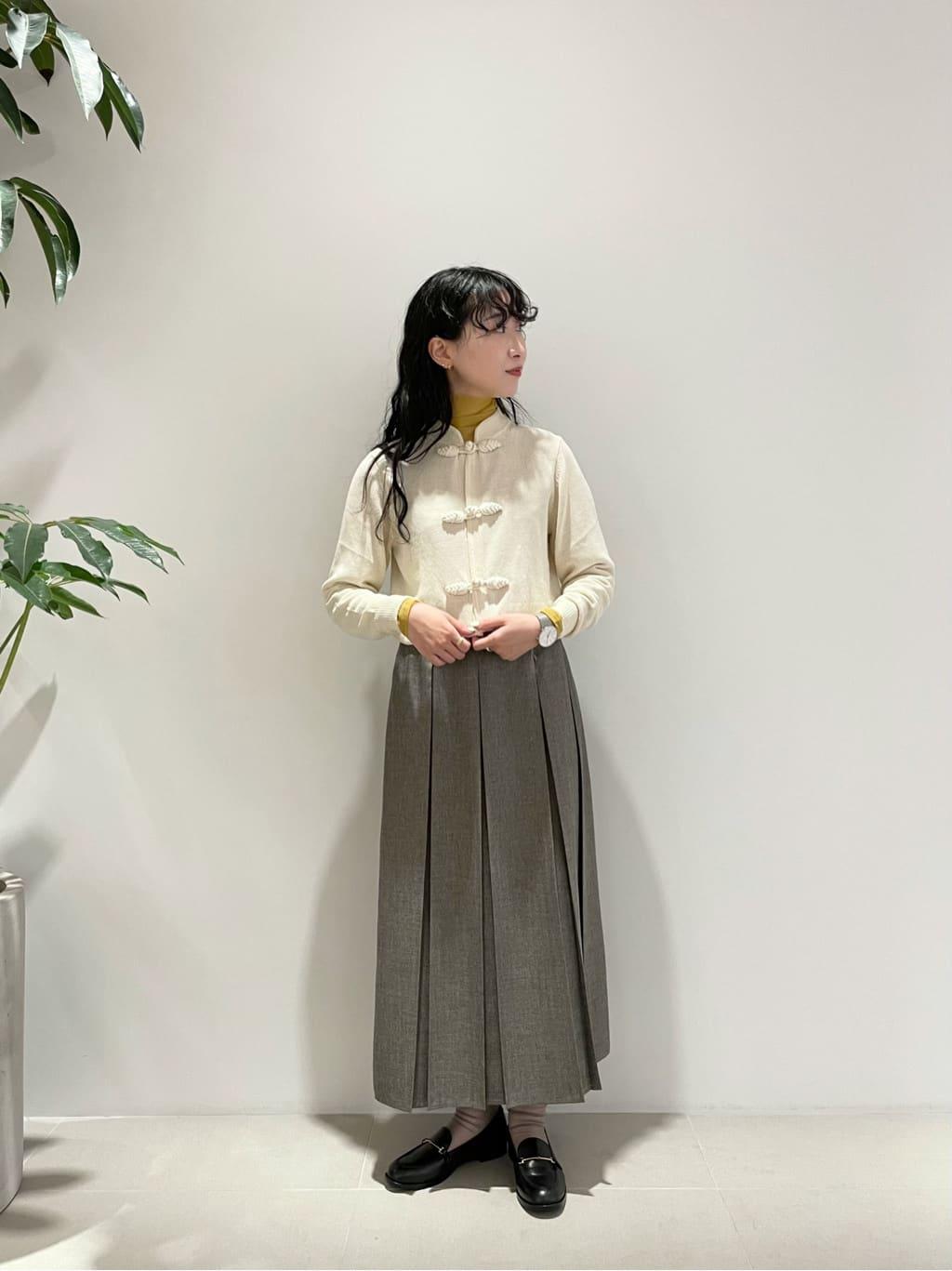 l'atelier du savon 二子玉川ライズ 身長:154cm 2021.08.24