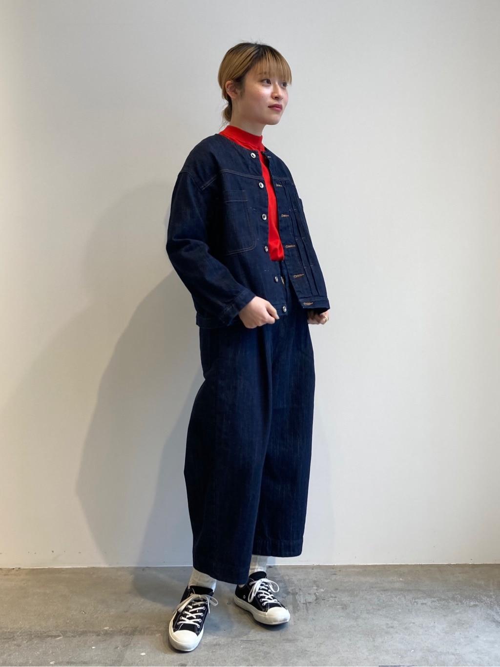 - bulle de savon FLAT AMB 名古屋栄路面 身長:162cm 2021.01.26