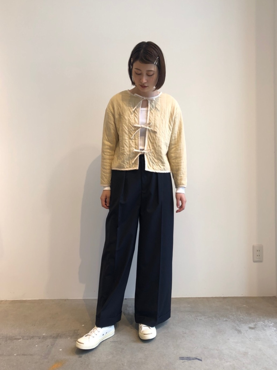 - bulle de savon FLAT AMB 名古屋栄路面 身長:162cm 2020.08.21