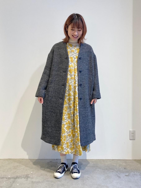 - bulle de savon FLAT AMB 名古屋栄路面 身長:162cm 2020.12.09