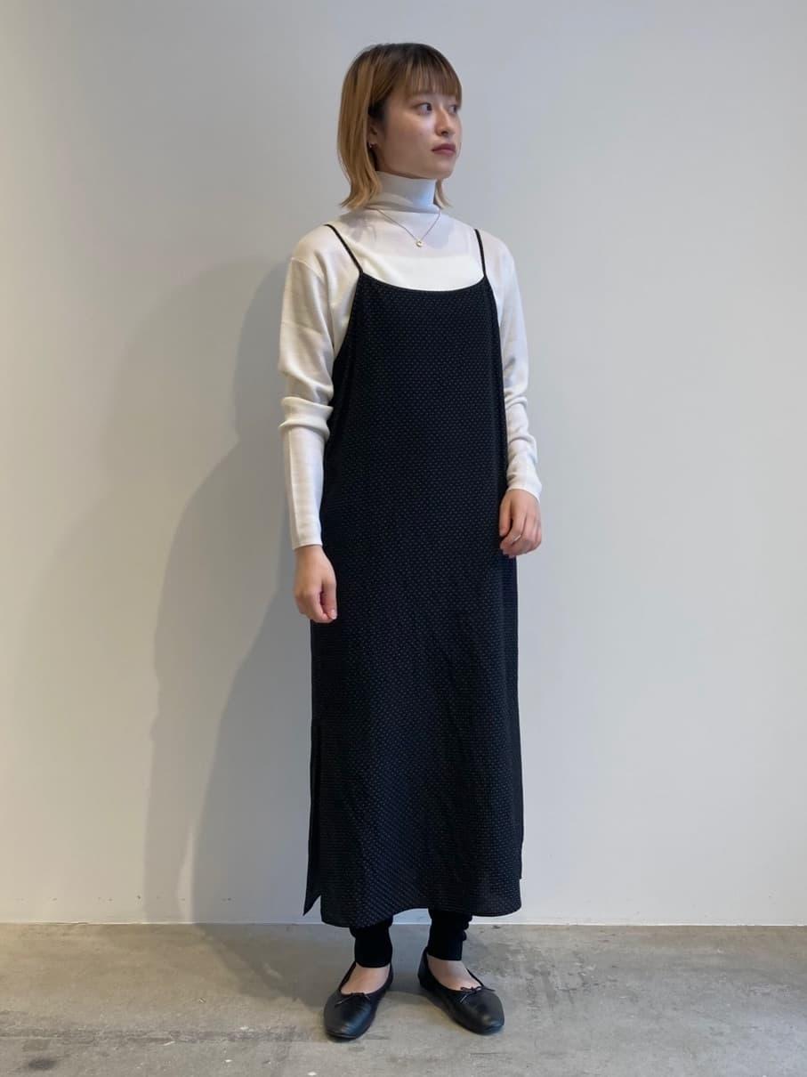 - bulle de savon FLAT AMB 名古屋栄路面 身長:162cm 2021.09.07