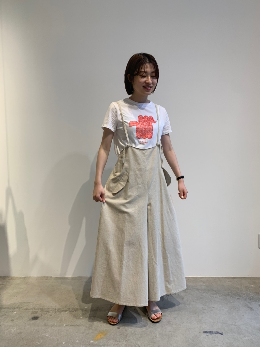 - bulle de savon FLAT AMB 名古屋栄路面 身長:162cm 2020.07.29