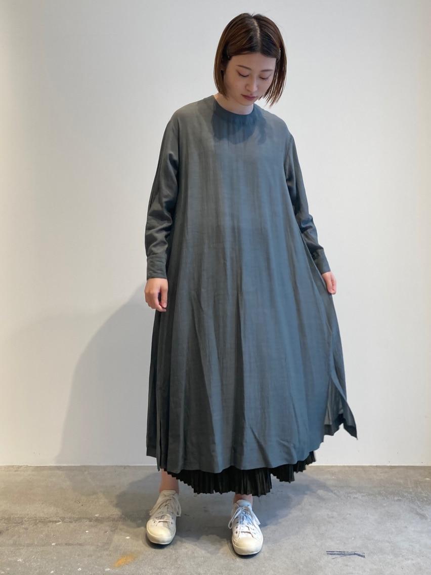 - bulle de savon FLAT AMB 名古屋栄路面 身長:162cm 2020.09.01