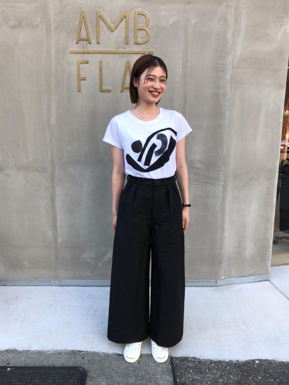 - bulle de savon FLAT AMB 名古屋栄路面 身長:162cm 2020.08.19