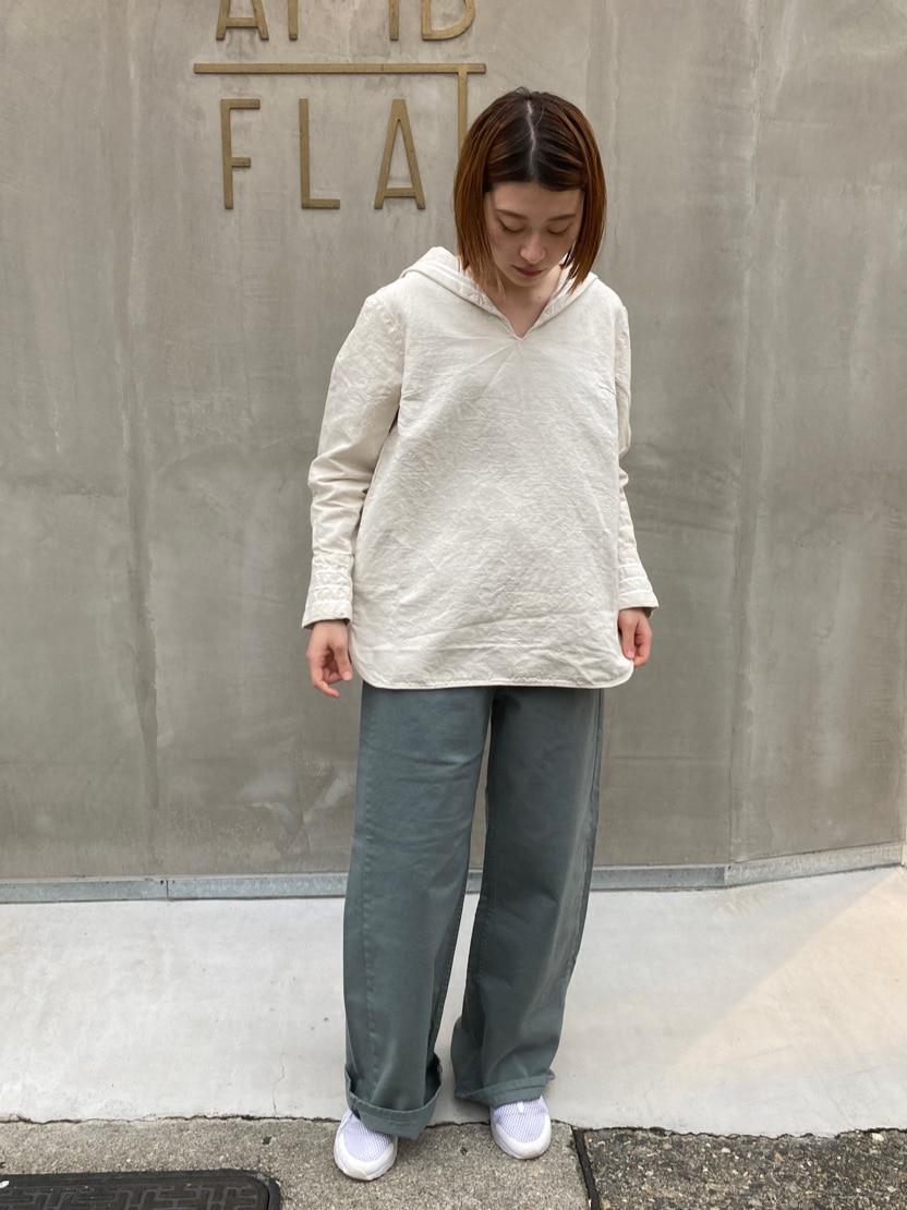 - bulle de savon FLAT AMB 名古屋栄路面 身長:162cm 2020.10.02