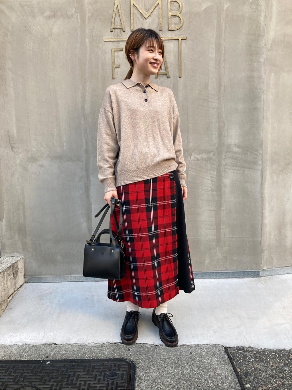 FLAT AMB 名古屋栄路面 2020.10.15
