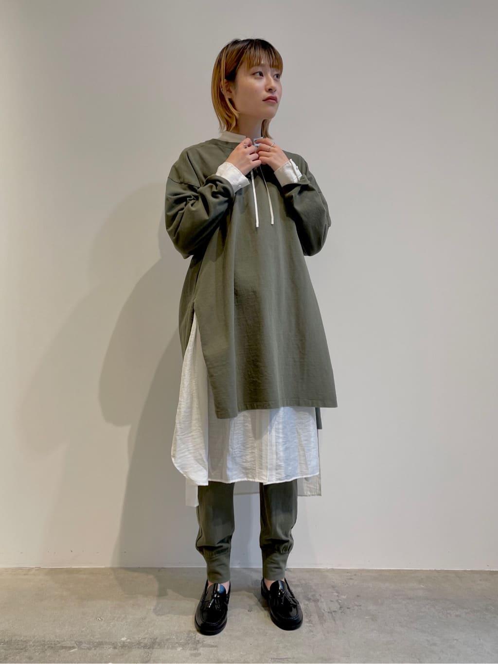 - bulle de savon FLAT AMB 名古屋栄路面 身長:162cm 2021.09.09