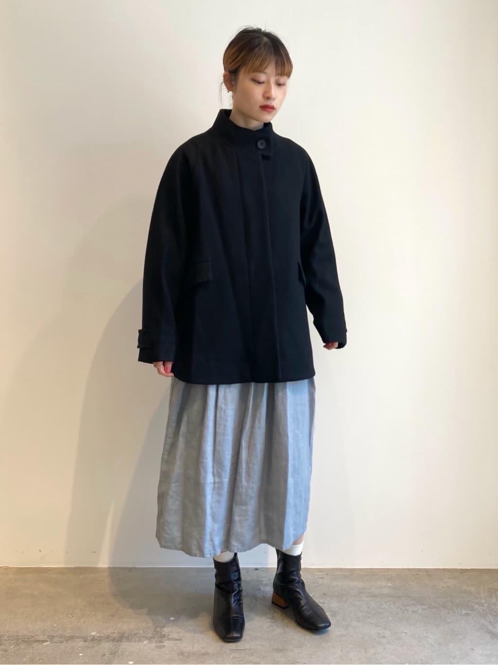 - bulle de savon FLAT AMB 名古屋栄路面 身長:162cm 2021.09.25