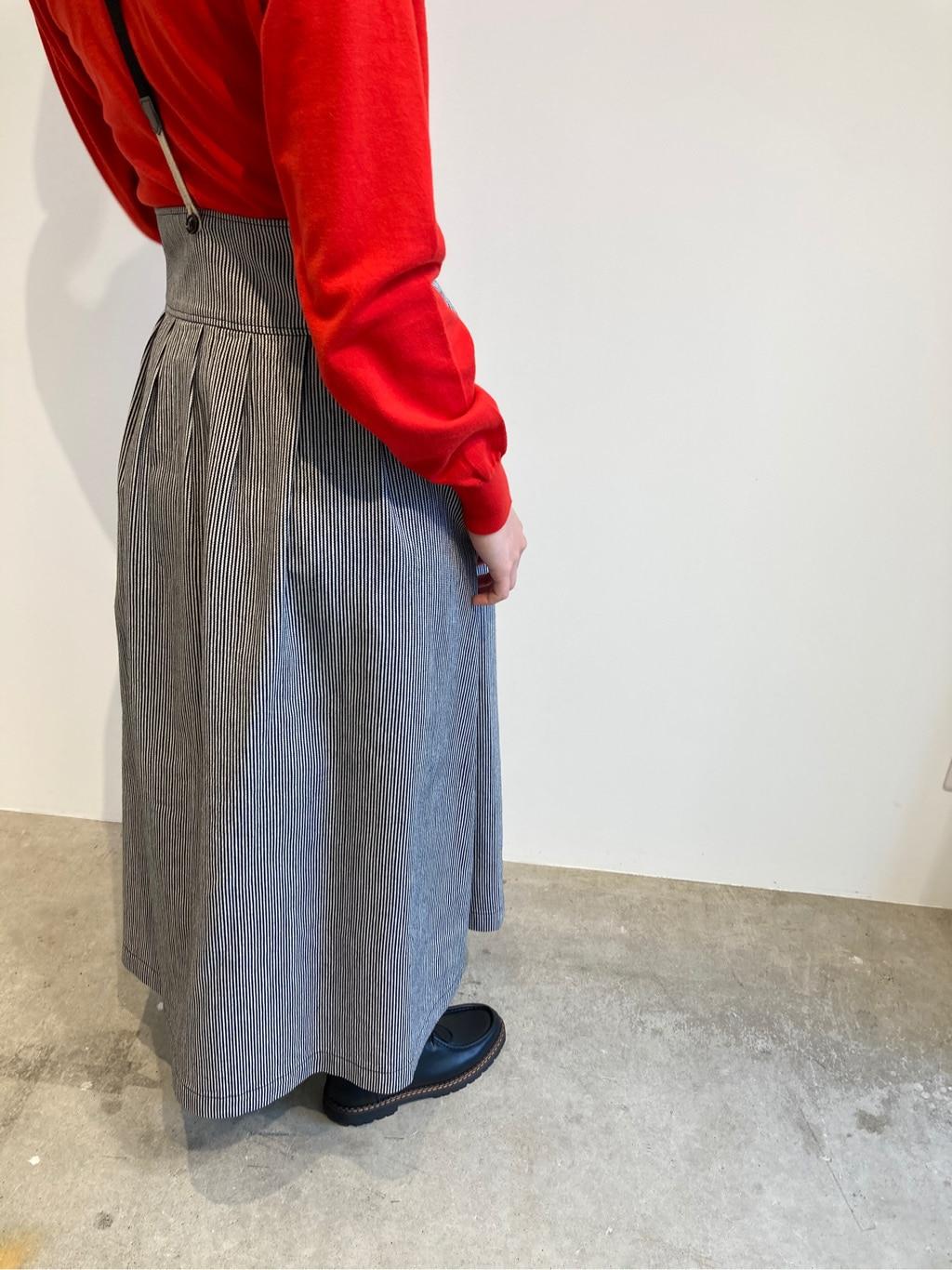- bulle de savon FLAT AMB 名古屋栄路面 身長:162cm 2020.12.05