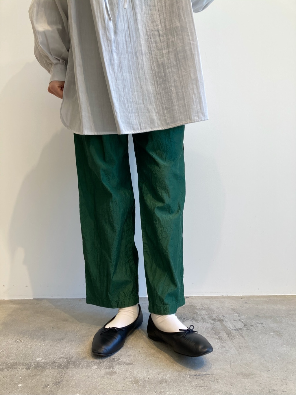- bulle de savon FLAT AMB 名古屋栄路面 身長:162cm 2021.01.15