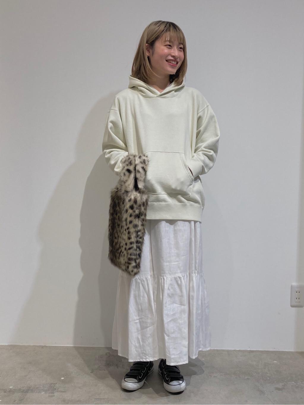 - bulle de savon FLAT AMB 名古屋栄路面 身長:162cm 2020.12.24