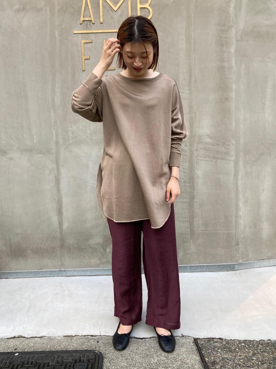 - bulle de savon FLAT AMB 名古屋栄路面 身長:162cm 2020.09.13